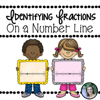 Identifying Fractions on a Number Line