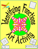 Identifying Functions Art Activity