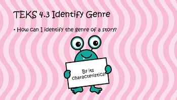 Identifying Genre Bundle