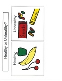 Identifying Healthy vs. Unhealthy Food Choices
