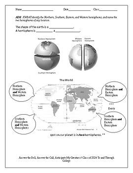 Identifying Hemispheres