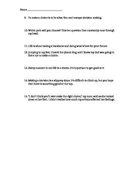 Identifying Hooks Practice