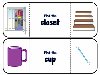 Identifying Household Items
