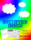 Identifying Idioms: Understanding Figurative Language