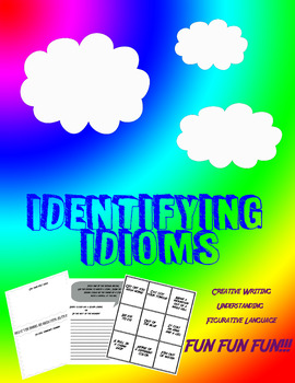 Identifying Idioms: Understanding Figurative Language