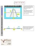 Identifying Increasing and Decreasing Intervals - Quadratic Functions