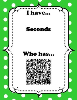 Identifying Independent and Dependent Variables QR code