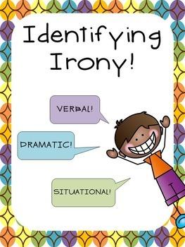 Identifying Irony