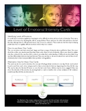 Identifying Levels of Emotional Intensity