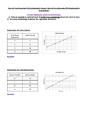 Identifying Linear/Proportional Relationships in Tables an