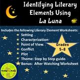 Identifying Literary Elements Using La Luna