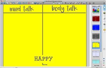 Identifying & Managing Feelings