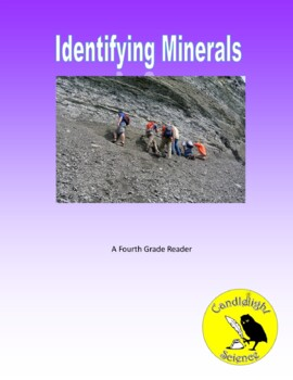 Identifying Minerals - Science Informational Text Reading Passage