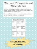 Hands-On Properties of Minerals Identification Lab Activity