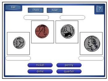 Identifying Money: Which Coins are Which?