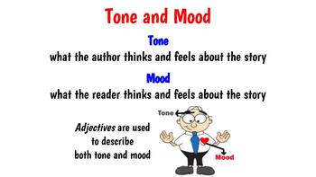 Identifying Mood and Tone