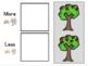 Identifying More or Less Digital Task Card Bundle