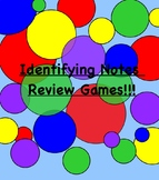 Identifying Note Games (with 2 bonus freebies)- For Smartboard