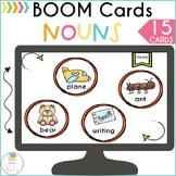 Nouns BOOM Cards
