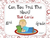 Identifying Nouns Task Cards: {Common, Proper and Plural}