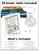 Identifying Numbers- T.E.A.C.C.H. Independent Binder Work System