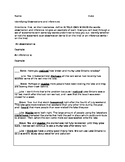 Identifying Observation and Inference Worksheet