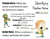 Identifying Passive Voice WITH ZOMBIES