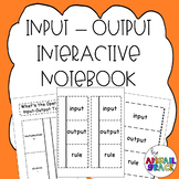 Input-Output Vocabulary Interactive Notebooks