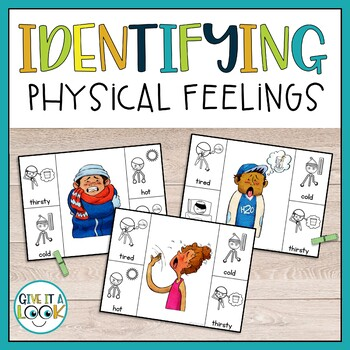 Identifying Physical Feelings
