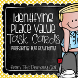 Identifying Place Value Task Cards {Preparing for Rounding}