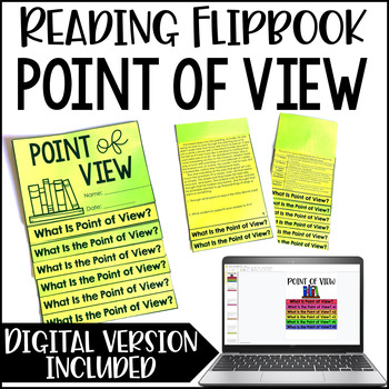 Identifying Point of View Resource | Point of View Flipbook