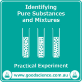 Identifying Pure Substances and Mixtures [Practical]