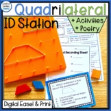 Identifying Quadrilaterals Geometry