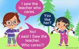 Identifying Run on Sentences and ways to correct them