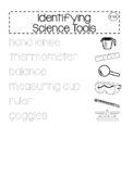 Identifying Science Tools Matching