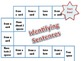 Identifying Sentences Board Game -Statement, Commands, Questions and Exclamation