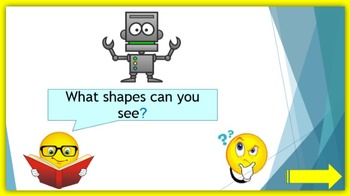 Identifying Shapes