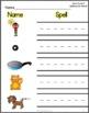 Identifying Short Vowels in CVC Words