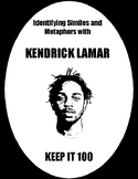 Identifying Similes and Metaphors with Kendrick Lamar