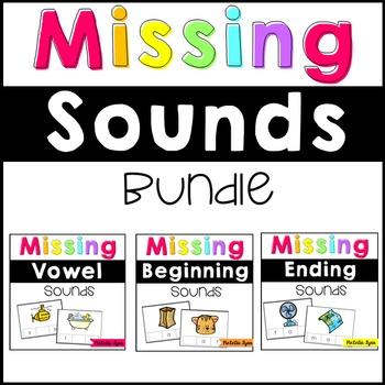 Identifying Sounds Bundle