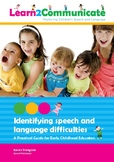 Identifying Speech and Language Difficulties Guide