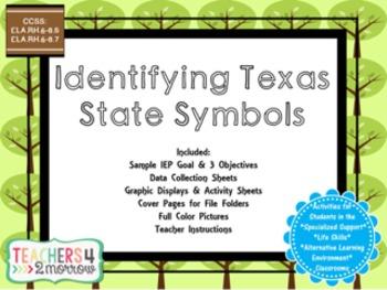 Identifying Texas State Symbols