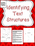 Identifying Text Structures