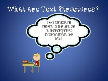 Identifying Text Structures Powerpoint