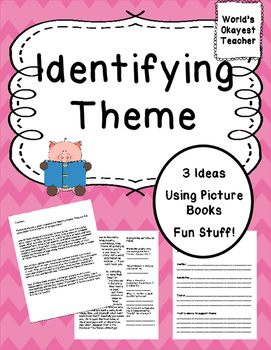 Teaching Theme Using Picture Books