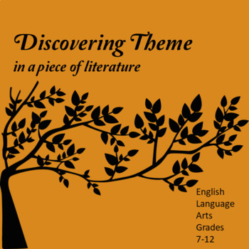 Discovering Theme