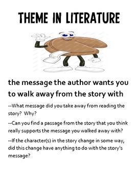 Identifying Theme in Literature