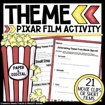 Identifying Theme using Video Clips