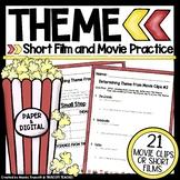 Identifying Theme using Pixar Short Films