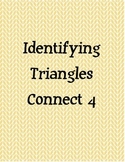 Identifying Triangles Connect 4